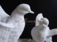 Скульптура 2 голубя 6500 Jorda 0