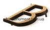 Буквы бронзовые 3 см Caggiati (Каджиати) 3