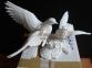 Скульптура 2 голубя 6500 Jorda 4