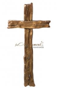 Крест бронза под дерево 23098 Caggiati (Каджиати)