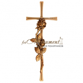 Крест с розами 23599 Caggiati (Каджиати)
