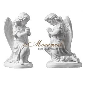 Ангел на колене миниатюра СК-018
