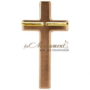 Крест бронзовый 2053 Lorenzi (Лорензи)