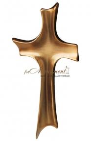 Крест бронза 23316 Caggiati (Каджиати)