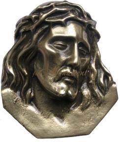 Берельеф лица Иисуса Христа арт.315