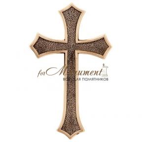 Крест бронза 2025 Lorenzi (Лорензи)