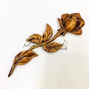 Роза бронза 18 см, 29270  Caggiati