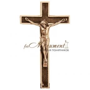 Крест с распятием 2034 Lorenzi (Лорензи) 13,5х24 см
