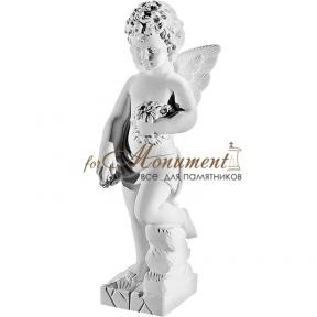 Ангел с цветами 44 см, art.66