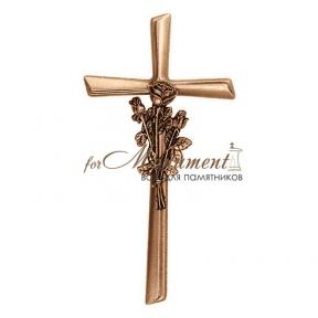 Крест с розами 2118 Lorenzi (Лорензи)