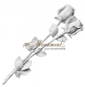 Накладные розы DN-001