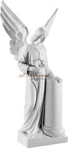 Ангел с колонной 96 см, art.339