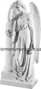 Ангел с колонной 105 см, art.308