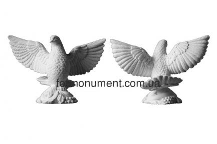 Скульптура голубь СК-020