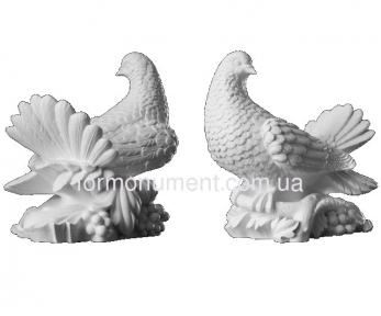 Скульптура голубь СК-021