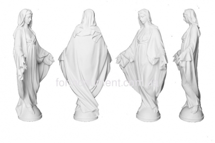 Статуя дева Мария СК-024