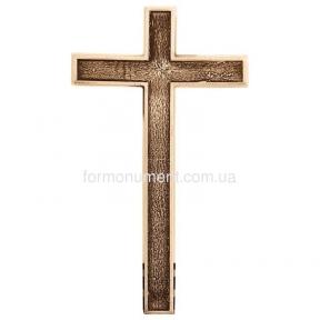 Крест бронзовый 14х24 см 2024 Lorenzi (Лорензи)