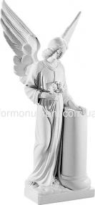 Ангел с колонной 40 см, art.2370