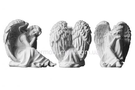 Мечтающий ангел миниатюра СК-009