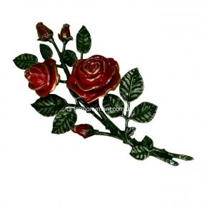 Розы покрашенные 29632 Caggiati