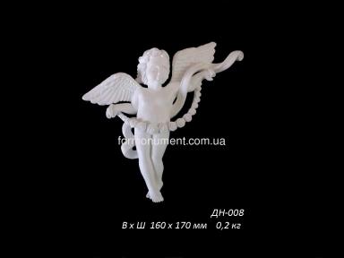 Ангелок накладной DN-008