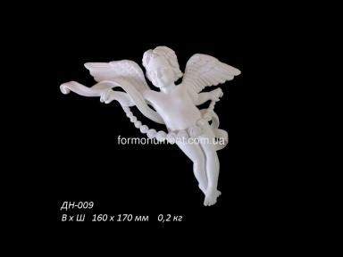 Ангелок накладной DN-009