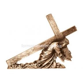 Барельеф Иисус с крестом 3053 Lorenzi (Лорензи)