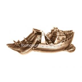Барельеф рыболовецкая лодка 3141 Lorenzi (Лорензи)