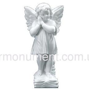 Ангел девочка, art.185,186,226 с покрытием