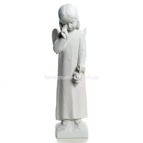 Плачущий ангелок миниатюра 25 см, art.290