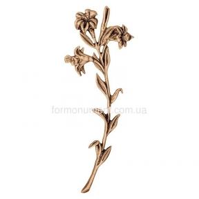 Цветы нарцисы бронза 3011 Lorenzi (Лорензи) 42,5 см