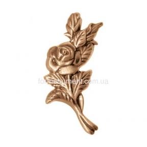Цветок из бронзы 3113 Lorenzi (Лорензи) 4х11 см