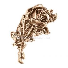 Цветок из бронзы 3114 Lorenzi (Лорензи) 7х12,5 см