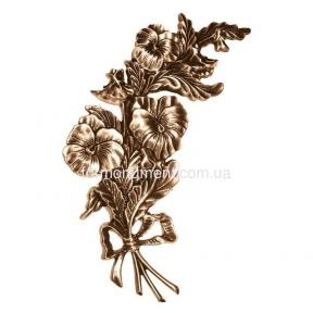 Букет цветов из бронзы 3115 Lorenzi (Лорензи) 14х27 см