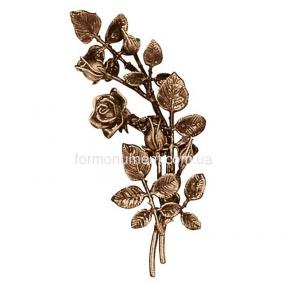 Ветви розы бронза 3734 dx Lorenzi (Лорензи) высота 38 см