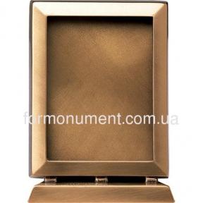 Рамка бронзовая прямоугольная 21223 Caggiati