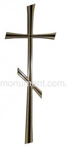 Крест православный 12,5х34 см арт.114
