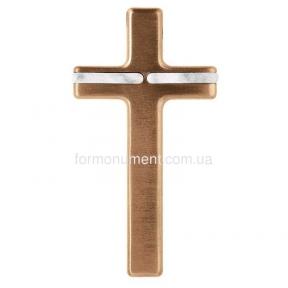 Крест бронзовый 2156 Lorenzi (Лорензи)
